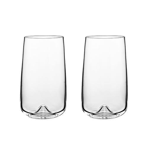 Long Drink Glass 2 pcs