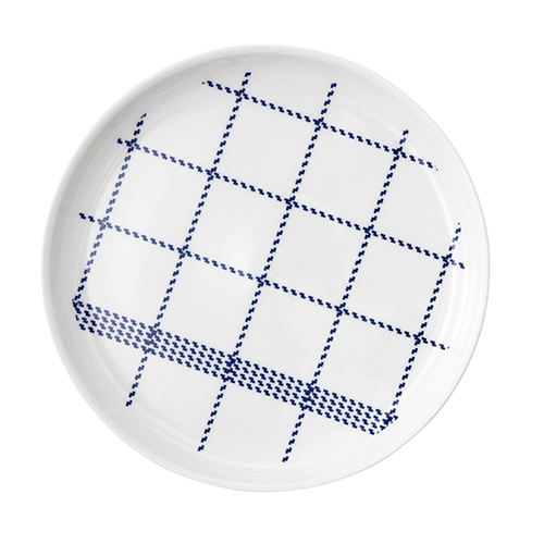 Mormor Blue Plate Small (361001)