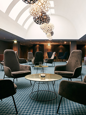 RADISSON HOTEL NORWAY  by Normann Copenhagen