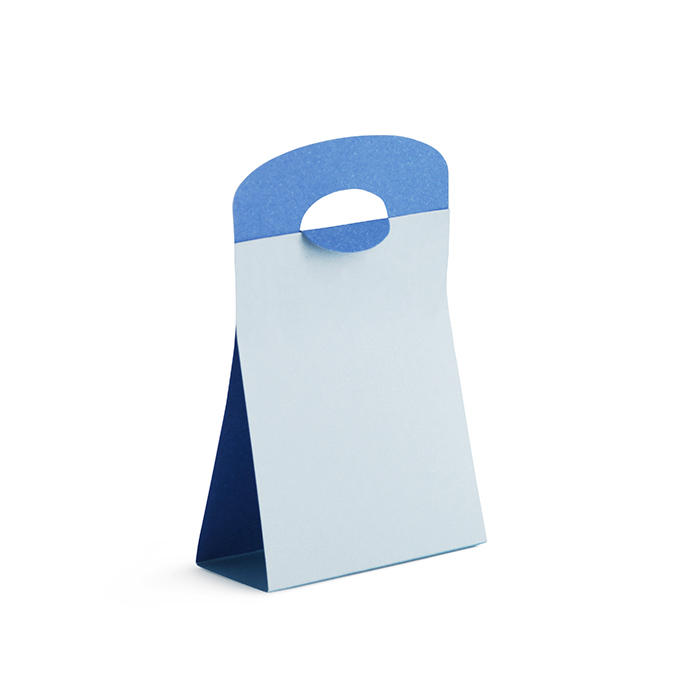 Sticky Notes Bag Blue