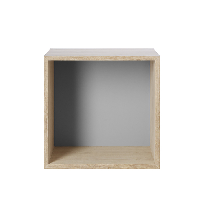 Stacked Shelf-System, Medium Color backboard