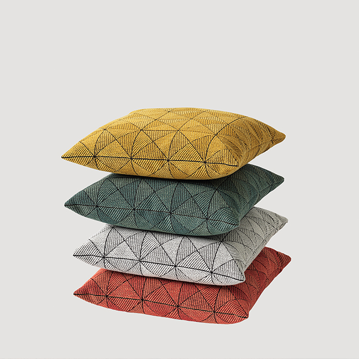 Tile Cushion2 colors