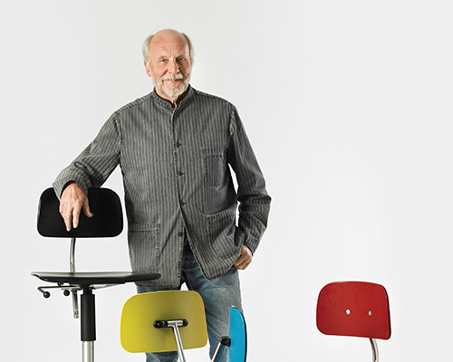 JournalAward winning designer, Jørgen Rasmussen